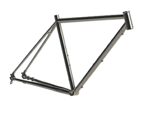 Stainless Steel Cyclo Cross Frame