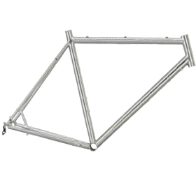 Stainless Steel Bike Frame