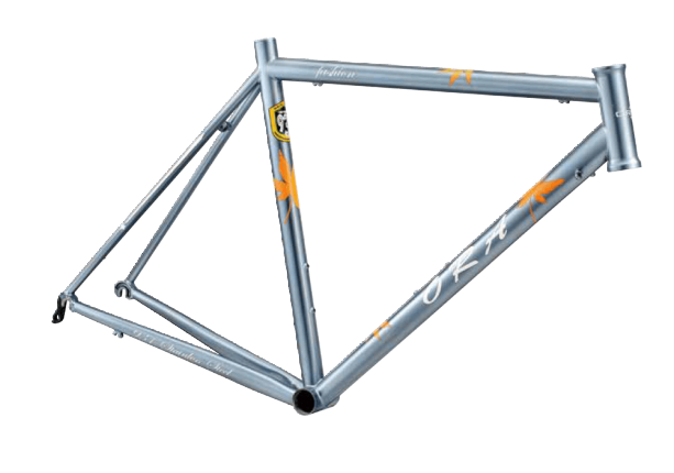 14-RA-902 - 931 Reynolds Stainless Steel Road Frame